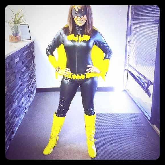 Custom Made Other Sexy Batgirl Halloween Costume Poshmark